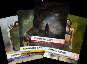 1 Survives Card Game Kickstarter