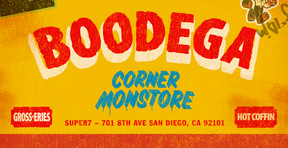 Universal Monsters Boodega Monstore Pop-Up Event At San Diego Comic-Con 2018