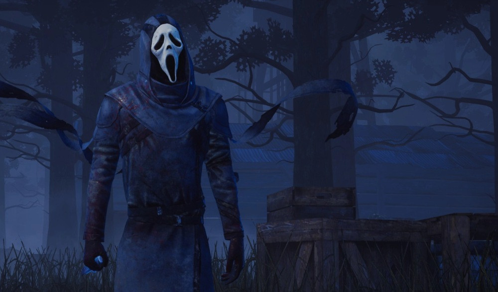 Ghostface Now Available Dead by Daylight