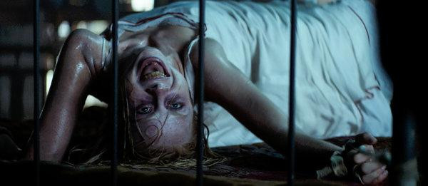 The Possession of Hannah Grace Blu-ray DVD