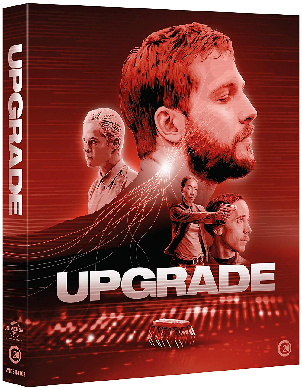 Upgrade Limited Edition Blu-ray Second Sight