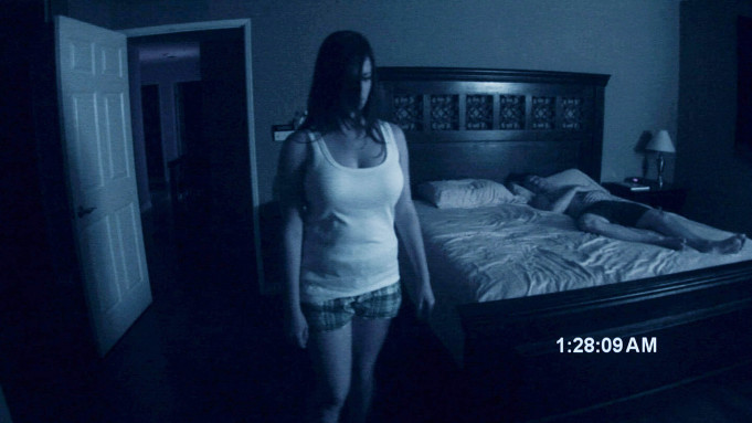 New Paranormal Activity Blumhouse Paramount