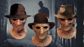 Trick Or Treat Studios Dream Up New Freddy Krueger Masks And Gloves