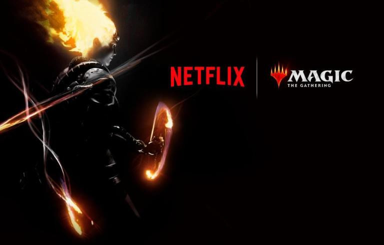 Magic The Gathering Series Russo Brothers Netflix