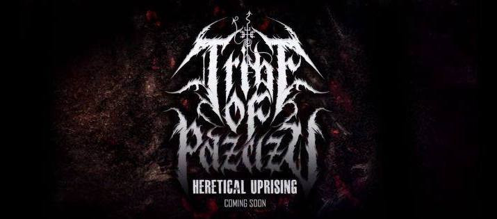 Death Metal Band Tribe Of Pazuzu Announce Debut EP Heretical Uprising