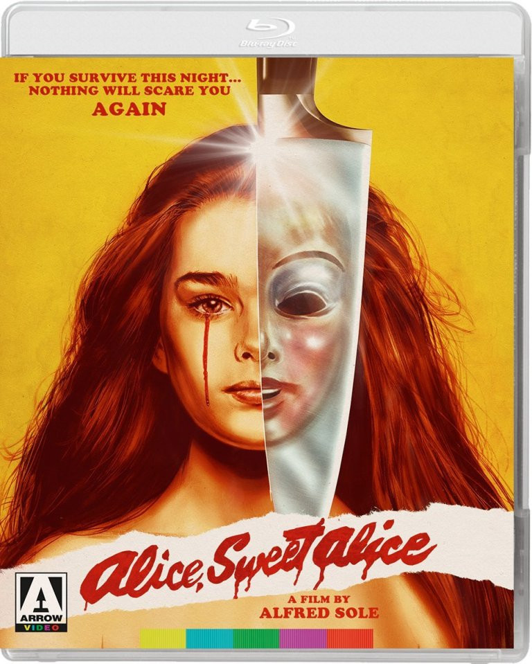 Alice Sweet Alice Arrow Video