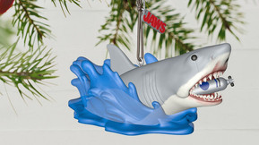 Brand New 'Jaws' Keepsake Ornament Coming This October from Hallmark