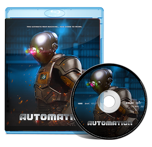 Automation Blu-ray DREAD Epic Pictures
