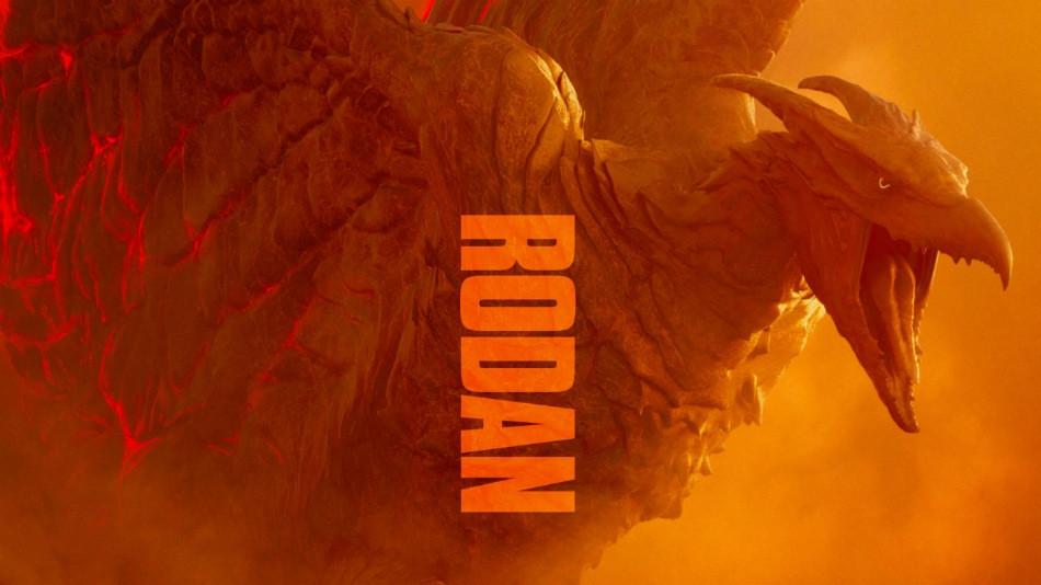 Rodan Theme Bear McCreary
