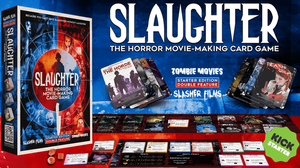 Slaughter Horror Movie-Making Game Kickstarter