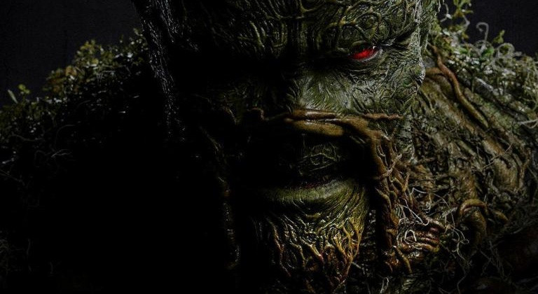 Swamp Thing Series Official Teaser Trailer