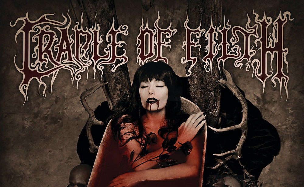 Cradle of Filth Cruelty And The Beast Re-Mistressed Reissue