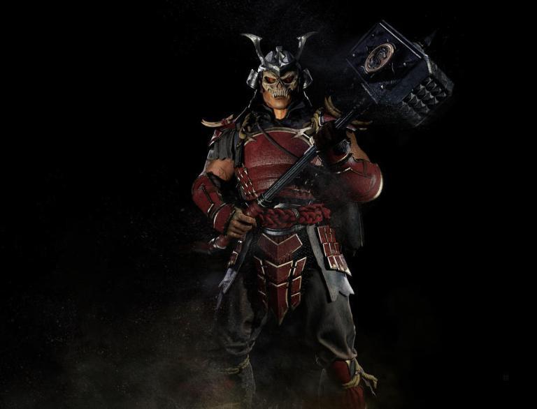 Mortal Kombat 11 Features Shao Khan