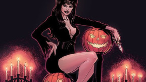 Dynamite Entertainment Announces Five Halloween One-Shot Comics, Including Vampirella And Elvira