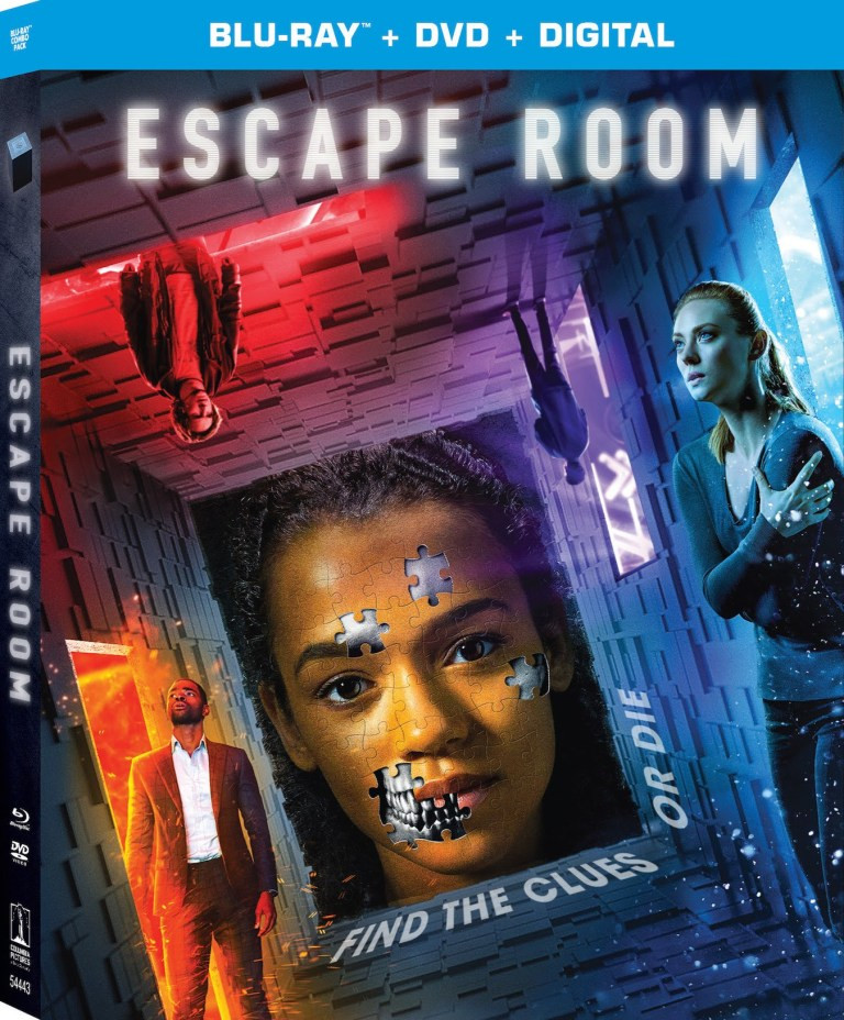 Escape Room Home Video Blu-ray
