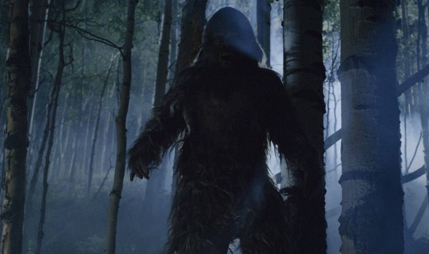 Hoax Matt Allen Bigfoot Trailer and Poster