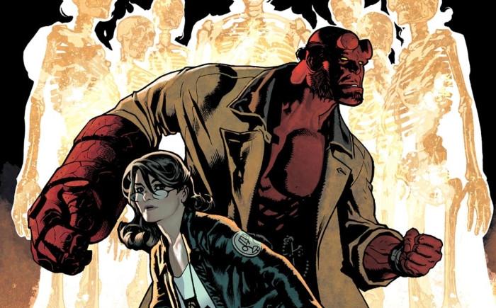 Hellboy & The B.P.R.D.: The Seven Wives Club Mike Mignola Adam Hughes
