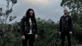 Mongrel's Cross Premiere New Track