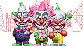 Even More 'Killer Klowns From Outer Space' Join Funko's Pop! Vinyl Toy Line