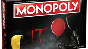 'IT'-Themed Versions Of Clue And Monopoly Coming This Year