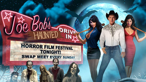 "Immersive Haunt and Film Experience ""Joe Bob's Haunted Drive-In"" Coming to California this October"