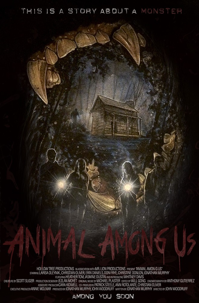 Animal Among Us John Woodruff Trailer