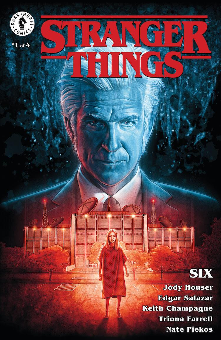 Stranger Things: SIX Dark Horse