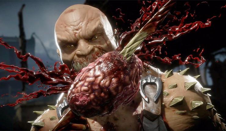 Mortal Kombat 11 Reveal Trailers