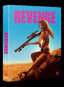 Revenge Limited Edition Second Sight Films