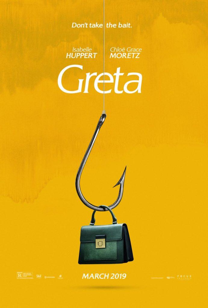 Greta Chloe Grace Moretz Poster