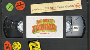 Lloyd Kaufman To Attend An Exclusive Book Signing Of 'The Art Of Troma' At Barnes & Nobl