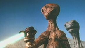 'Laserblast' Alien Action Figure From Full Moon