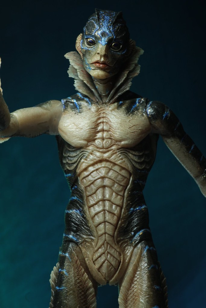 The Shape Of Water Amphibian Man NECA Toy Fair