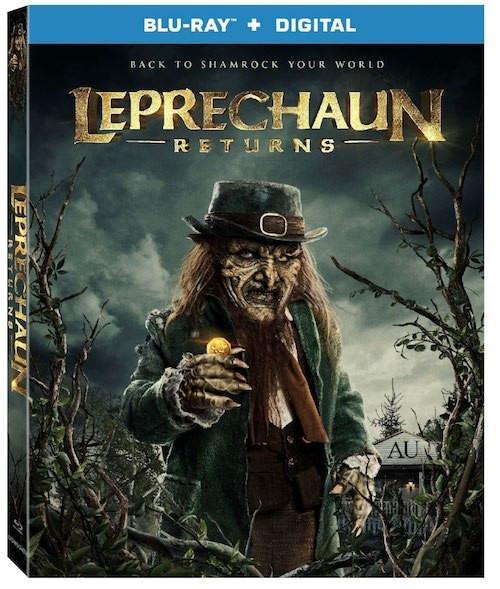 Leprechaun Returns Blu-ray Lionsgate