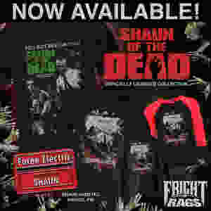 Shaun of the Dead Collection Fright-Rags