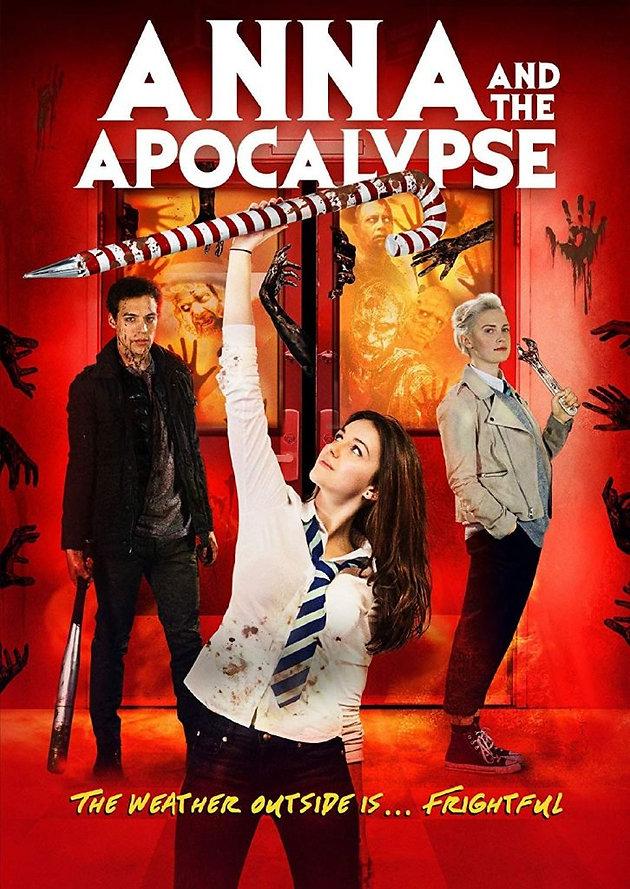Zombie Christmas Musical.Zombie Christmas Musical Anna And The Apocalypse Dances