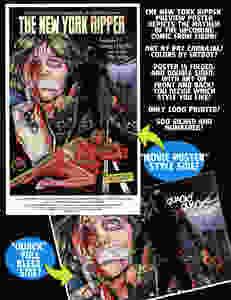 Eibon Press New York Ripper