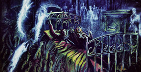 Deceased Reveal Cover Art For Long-Awaited New Hells Headbangers Album