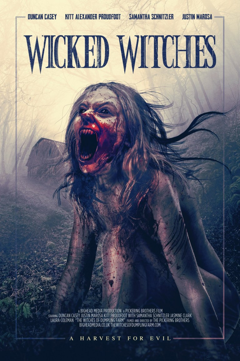 Wicked Witches Midnight Releasing Poster