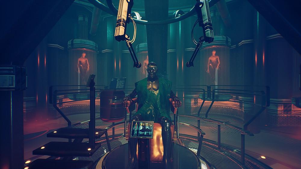 Transient Cinematic Trailer Steam Demo Gamescom 2020