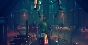 H.P. Lovecraft Meets Cyberpunk in 'Transient'; Demo Now Available on Steam