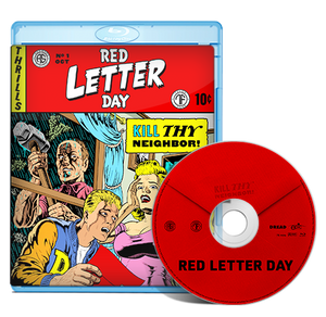 Red Letter Day Blu-ray DREAD Epic Pictures