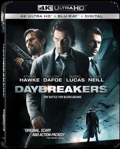 Daybreakers 4K Ultra HD Lionsgate