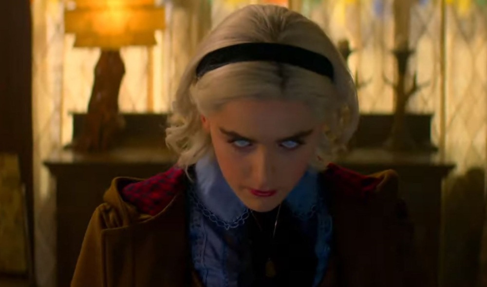 Chilling Adventures of Sabrina Part 2 Trailer
