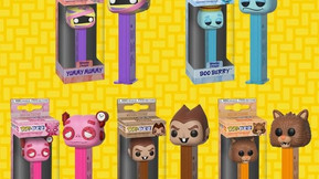 Pop! PEZ Featuring General Mills Monster Characters Coming Soon
