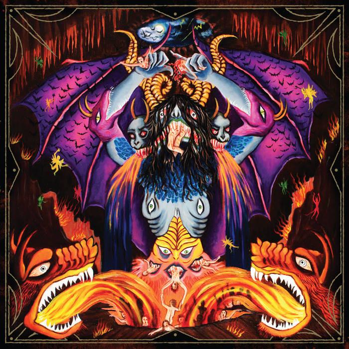 Devil Master Satan Spits on Children of Light Crypt Teaze Best Metal 2019