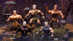 """""""Savage World"""" Horror Figures Arriving Next Month From Funko"""
