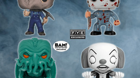"""""""Sack Head"""" Jason Is Getting The Pop! Treatment This Fall, Along With Three Other Exclusiv"""