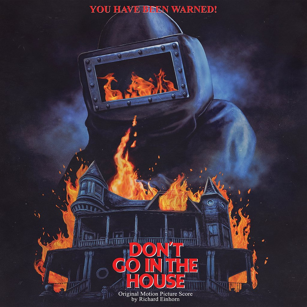 Don't Go in the House Vinyl Waxwork Records