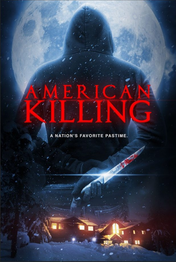American Killing Matthew David Ward Poster